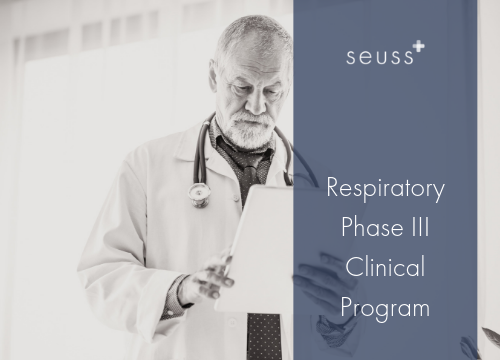 Respiratory Phase III Clinical Program