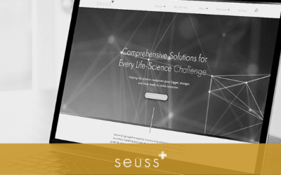 Seuss+ Launches to Change Life Sciences and Change the World