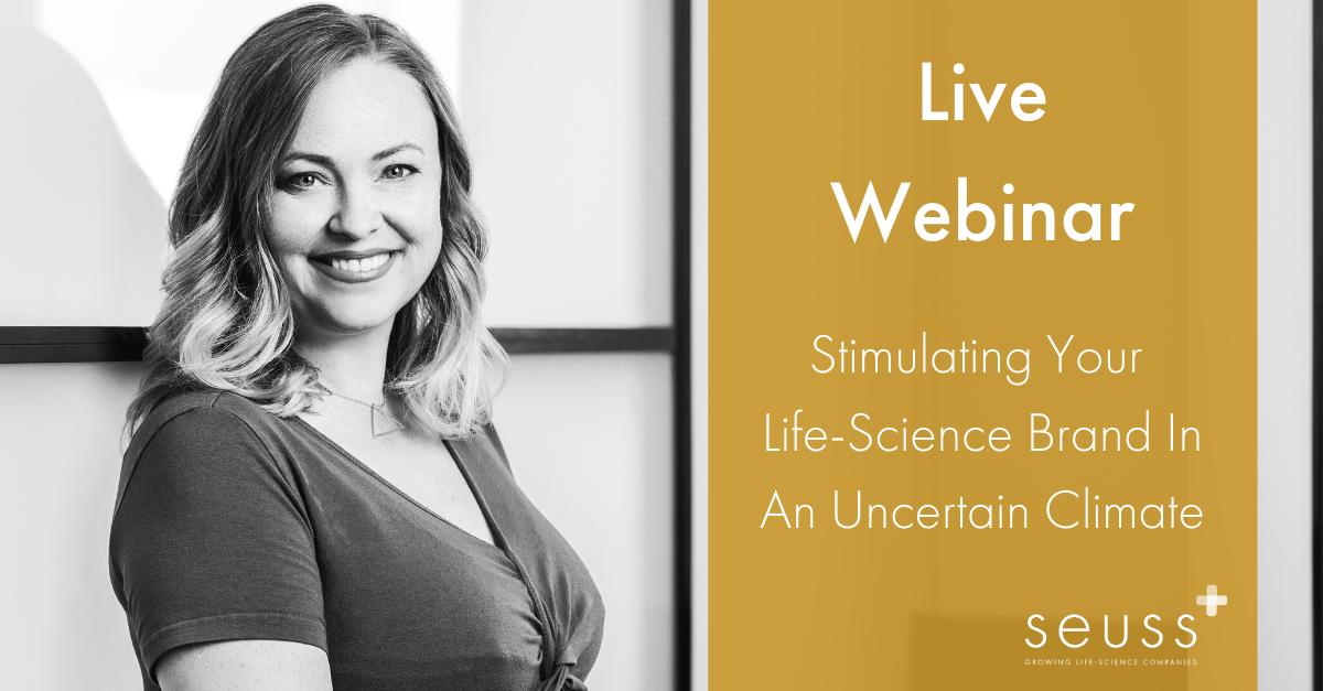 Seuss+ Webinar_Life-science_Marketing_covid-19