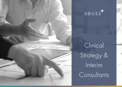 Clinical Strategy & Interim Consultants